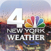NBC 4 New York Weather for iPhone