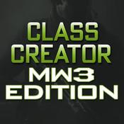 Class Creator - MW3 Edition