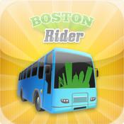 Boston Rider - MBTA T Train and Bus Tracker