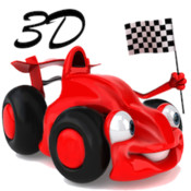 Cartoon Car Racing (3d Kids Game / Games)