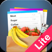 Grocery Mate Lite – Easy-to-Use Shopping List and Expense Tracker grocery