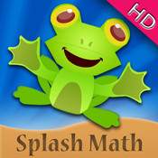 2nd Grade Math: Splash Math Worksheets App [HD Free]