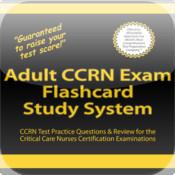 Adult CCRN Exam Flashcard Study System
