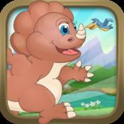 Baby Dino Run - Fun Running Dinosaur Kids Game fun run