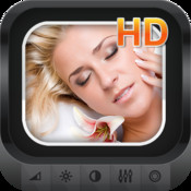 Top Photo Editor for iPad 2 - photo effects app with advanced camera shutter and editor