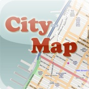 Salamanca City Map with Guides and POI