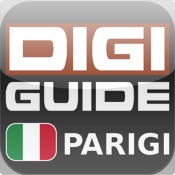 Audio Guida GPS di Parigi digi-Guide Paris - Digi-Guide