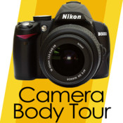 Quickpro - Nikon D3000 Camera Body Tour