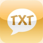 iTxt Gold, free texting on iPod Touch/iPhone - txt via email