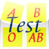 혈액형 테스트