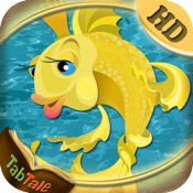 The Fisherman and the Golden Fish - Interactive Children`s storybook HD