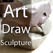 Art Draw and Sculpture St