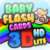 Baby Flash Cards 3D HD Lite free flash website