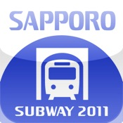 ekipedia Subway Map Sapporo 2011 (Subway Guide) subway surfers