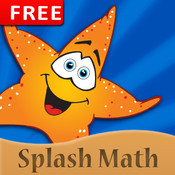 1st Grade Math: Splash Math Worksheets App for Numbers, Counting, Addition, Subtraction and others [HD Free] free fraction worksheets