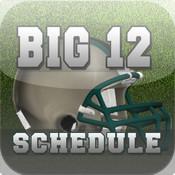 2012 Big 12 Football Schedule