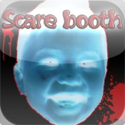 Scary Photo Booth. The not So Funny Face App.