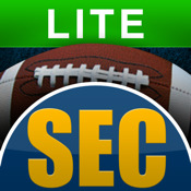 SEC Football Lite Edition for My Pocket Schedules pocket edition lite