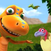 Dinosaur Train Eggspress