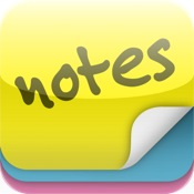 Sticky Notes HD - with Bump™ notes