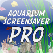 Aquarium Screensaver Pro matrix screensaver
