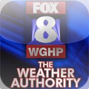 FOX8 Weather Authority HD graphic authority