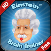 Einstein™ Brain Trainer HD Free 360 unique training