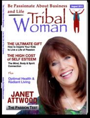 The Tribal Woman Magazine