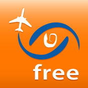 FlightView Free - Real-Time Flight Tracker and Airport Delay Status