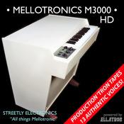Mellotronics M3000 for iPad