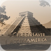 Screensaver LatinAmerica matrix screensaver