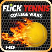 Flick Tennis: College Wars HD Free