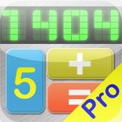MatCalc Pro XL Calculator for iPad