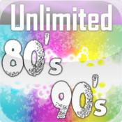80s & 90s hits! Best 80`s & 90`s radio music hits. Unlimited