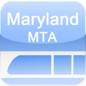 TransitGuru Maryland MTA streamlined database available