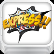 Comic Express - Fast reader