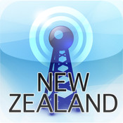 New Zealand Radio Streams FREE - Alarm Clock + Recording