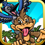Angry Monkey & Birds Escape Game HD - Free Games by Jimm Apps