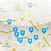 Parken in Mönchengladbach-City