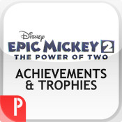 Disney Epic Mickey 2: The Power of Two Achievements App music with mickey