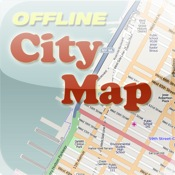 Montreal Offline City Map with POI