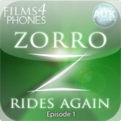 Zorro Rides Again - Episode 1 `Death from the Sky` - Films4Phones cecilia vega