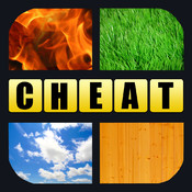 Cheats - for 4 Pics 1 Word Pro