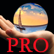 Crystal ball camera PRO --- to take a magic crystal ball effect photograph in real-time crystal reports user groups