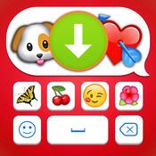 Emoji Keyboard Downloader - Download Extra Emoji Stickers Premium