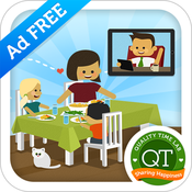 Family Time for kids video calls tango video calls
