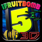 iFruitBomb 5 - The Fruit Machine Simulator virtual fruit machine