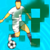 Football Super Star Trivia Quiz - Guess The Name Of Soccer Player pop quiz icon