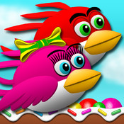 Goochie Birds - Flappy Fun in a Candy Coated World of Sweetness!