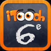 iTooch 6ème : exercices de Maths, Français, Anglais pour la classe de 6eme
